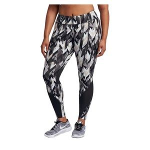 Nike power dri fit athletic leggings